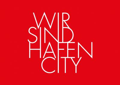 logo wir sind hafencity