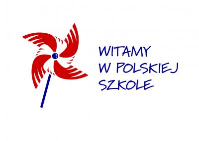 logo witamy w polskiej szkole